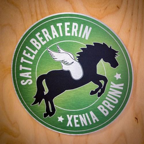 SATTELBERATERIN ✭ XENIA BRUNK